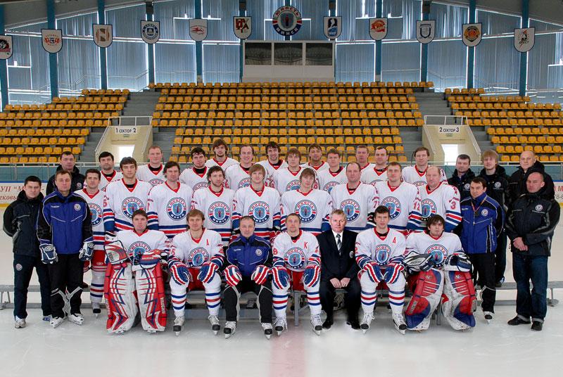 Юность-Минск. Сезон 2008-2009