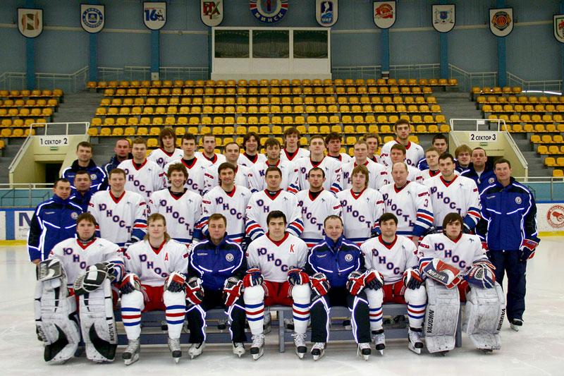 Юность-Минск. Сезон 2007-2008